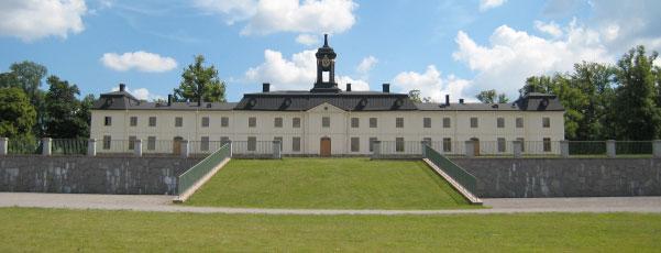 Vårdprogram för Svartsjö slott – Andre Strömqvist